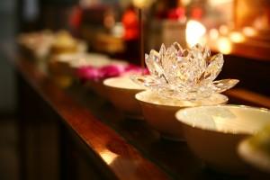 shrine offerings